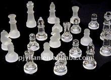 crystal souvenir glass chess crystal king chess