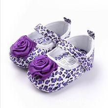 de algodón purificado zapatos de bebé 2014