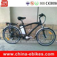 Long range 36V 16Ah electric bicycle with 100km autonomy (JSE72C)