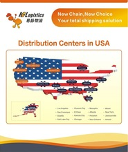 Guangzhou Container Freight Service To Georgia U.S.A