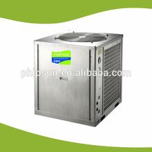 stainless restaurant hotel heat pump water heater