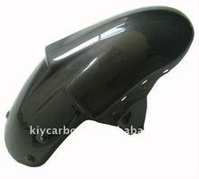 Carbon fiber motorcycle parts front mudguard