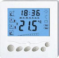 digital display programmable floor heating thermostat