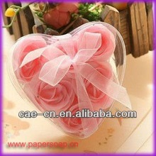 promotion soap rose shaped-Popular Natural Soap Rose