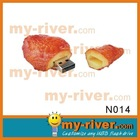 Chicken leg USB flash