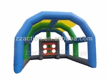 2013 new design PVC inflatable football court