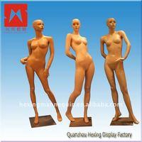2014 fashion sex girl full size/full body female mannequin
