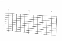 Hanging wire mesh Divider