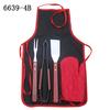 BBQ appron tool set