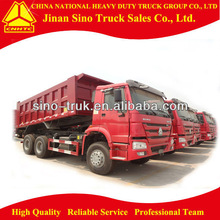 2012 hot selling 6x4 china dump truck