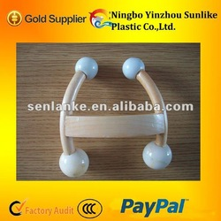 H type Chinese rubber body massager
