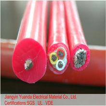 Silicone Rubber cables