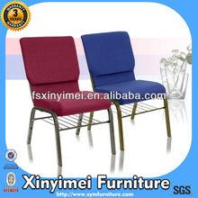 Comfortable Church Chair/Durable Metal Church Furniture
