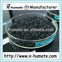 potassium humate water soluble powder/granular used as foliar fertilizer, soil application, root fertilizer