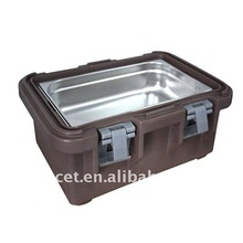Restaurant & Hotel Supplies Insulated Front-Loading Food Pan Carrier