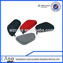 Mini folding eva eyeglasses cases and reading glasses case