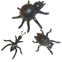 Cast iron insect statue