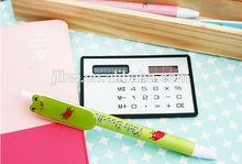 Credit Card Size Solar Pocket Calculator Thin Card Calculator