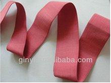 woven elastic webbing belt