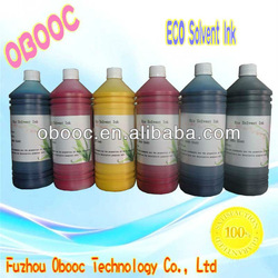 1000ml High Quality ECO Solvent Ink For Roland Mimaki Mutoh DX5 Wide format printer