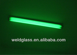 athermal black welding glass