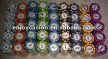 Poker Chips,Casino Poker Chips,Clay Poker Chips