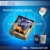 liquid black silicone rubber sealings