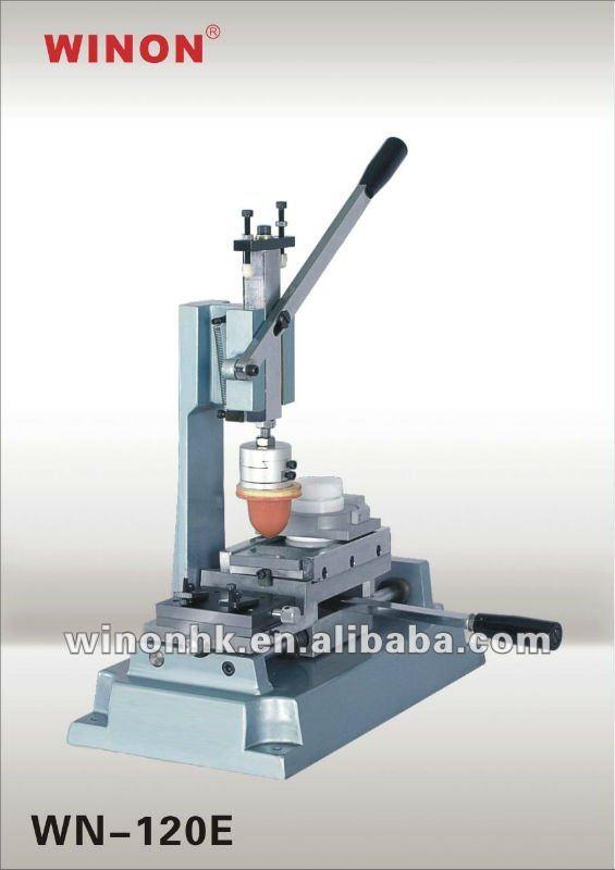 WN-120E WINON Manual Inkcup Pad Printer