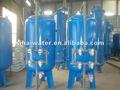 De acero al carbono de revestimiento de goma, pretratamiento del tanque de agua, ro de agua planta de tratamiento
