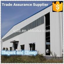Steel structure prefabricated workshop/warehouse/building