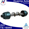 10 hole American type Axle
