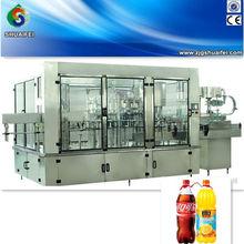 juice beverage washing filling capping machine