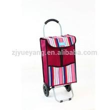 YY-26X01 Foldable Trolley Shopper fold up shopper