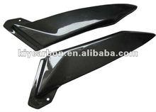 Carbon fiber side cover fairings for Yamaha R1