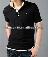 2012 new fashion men's 100% cotton t-shirt