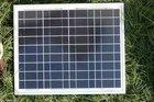 30w mini polycrystalline solar panel high efficiency for 12V solar system