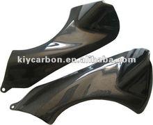 Carbon fiber parts air duct covers