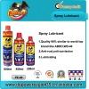 Multi Function Anti Rust Lubricant Spray