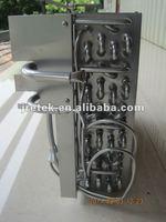 refrigeraiton galvanized coated copper evaporator,copper condenser,heat exchanger