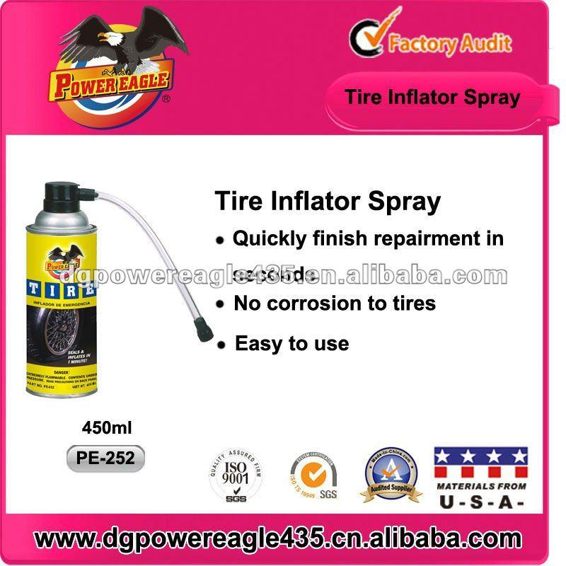 PE 450ml Emergency Car Tire Sealant