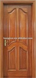 mahogany wooden door
