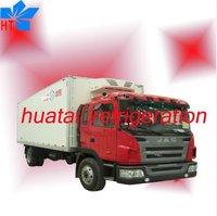 F600 new design 3.2kw 12v/24v truck freezer for meat