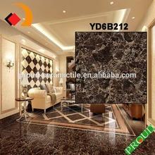 PROUD! 600x600mm 3D injket glossy full glazed porcelain floor/wall tiles