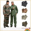2012 Waterproof military PVC rain suit