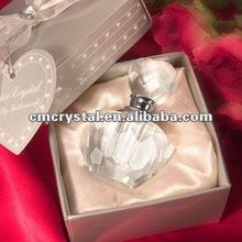 2015 especial crystal wedding favor perfume bottle