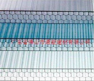 honeycomb roofing panel manufacturer plastic sheet