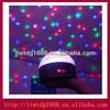 LED crystal ball stage light,wedding centerpiece,LED lighting