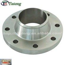 ASTM B381 Gr2 Titanium flange for machine