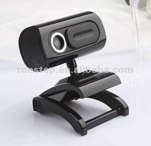 USB Webcam 360 Degree Rotatable Web Camera