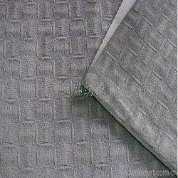 knitting 100%polyester short velvet fabric for sofa/chair/car